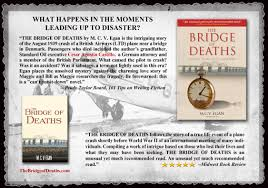 Book Seeking Is Based On M C V Egan Author Of The Bridge Of Deaths