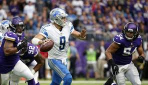 how to the detroit lions and minnesota vikings on