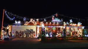 pictures of christmas lights on houses where are perth s best christmas lights perthnow