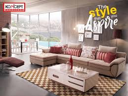 sofa koncept make your living room stand out this eid koncept furniture