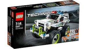 lego jeep 42047 police interceptor products lego technic lego com