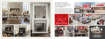 floor and decor com 2017 fall winter catalog