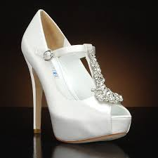 wedding shoes white by david tutera wedding shoes at my glass slipper