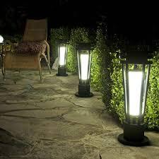 bright night solar lighting large light footprint for outdoor solar light