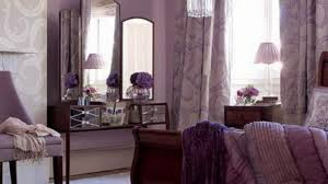 Blue Purple Bedroom - purple bedroom wall ideas light grey wall paint under staircase