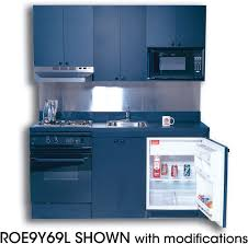 acme roe9y72l compact kitchen with laminate countertop 4 electric