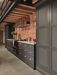 industrial style shaker kitchen u2013 tom howley man cave
