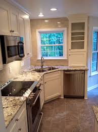 bathroom terrific pros and cons sink corner small kitchen
