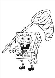 coloring pages spongebob fun cartoon coloring pages of