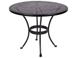 Patio Furniture Cover With Umbrella Hole - patio bistro tables u0026 outdoor bistro tables patioliving