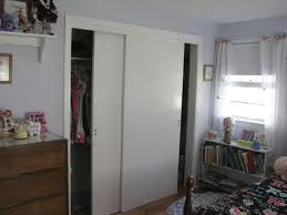 Sliding Closet Door Kit Best Mirrored Sliding Closet Doors All Home Decorations