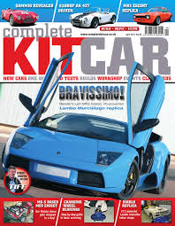 complete kit car magazine april 2011 by performance publishing ltd