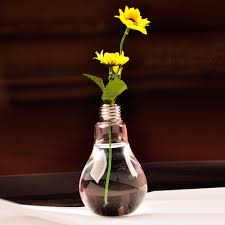Vase Home Decor Compare Prices On Light Bulb Vase Online Shopping Buy Low Price