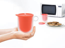 microwave cups that stay cool when heated