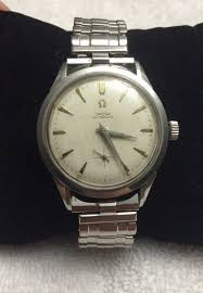stainless steel bracelet omega watches images Proper band for 1958 omega automatic with 490 movement omega forums 15868
