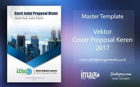 download desain majalah download template desain cover proposal keren 2017 imago media