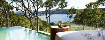 pretty beach house bouddi national park accommodation nsw