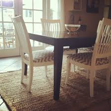natural jute rug in dining room amazing roomjute under tablejute