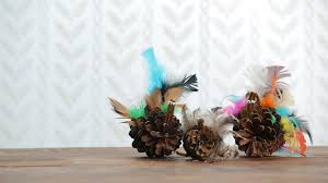 how to make a turkey out of a pine cone how to make pinecone turkeys thanksgiving decoration