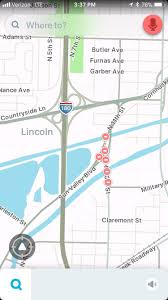 Waze Maps Lincoln Now Fully Connected With Traffic App To Alert Drivers To