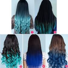 blue hair extensions top 5 popular blue ombre hair extensions stylecc hair extensions