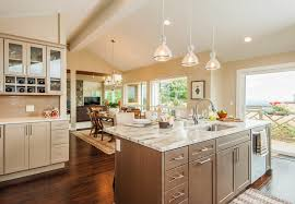Kitchen Islands With Sink And Seating Kitchen Island With Sink And Seating Floating Shelves Cabinets And
