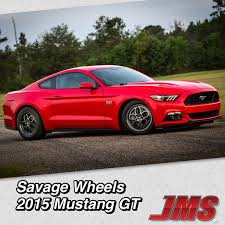 Black Chrome Wheels Mustang 2015 Mustang Gt Whipple Supercharged What Do You Think About