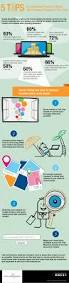 infografica 5 tips for hotels to share visual contents and attract