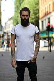 hairstyles that go with beards hairstyles that go well with beards sevenstring org