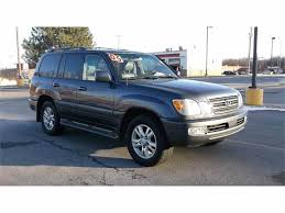 lexus gx470 for sale az 2005 lexus lx470 for sale classiccars com cc 762533