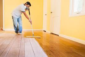 Hardwood Floor On Concrete Refinishing Wood Floors 5 Things To Money