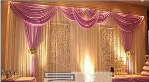 wedding backdrop font 3x6meters font b material b font soft font b wedding b