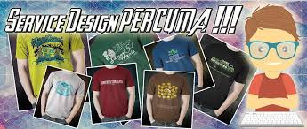 design t shirt paling cantik t shirt printing murah kedai cetak tshirt kilang print baju