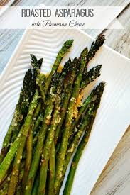 roasted asparagus with parmesan cheese recipe easy