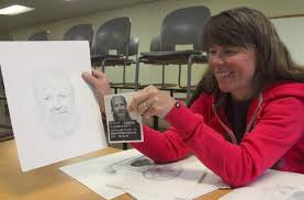 police sketches past time of south shore firefighter