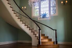 Pin By Artistic Southern Staircase On Curved Staircase