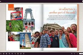 create a yearbook online free online yearbook creator create page flip yearbook on