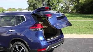 nissan rogue quarter panel 2017 nissan rogue liftgate youtube