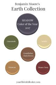 Neutral Paint Colors 2017 by Benjamin Moore U0027s Shadow 2117 30 Spices Up An Earth Tone Palette