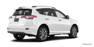 Toyota Rav4 Interior Dimensions 2017 Toyota Rav4 Le Specifications Kelley Blue Book