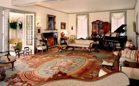 belmont home and studio of gari melchers the historic interior