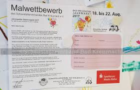 Bad Kreuznacher Jahrmarkt Jahrmarkt 2017 U2013 Endspurt U201enix Wie Enunner U201c Malwettbewerb Des