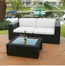 canape resine tressee salon canape fauteuil pot mobilier meubles de jardin en