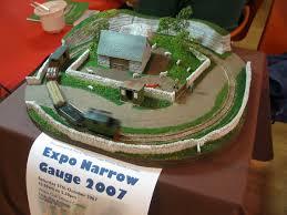 g scale garden railway layouts list of narrow gauge model railway scales wikipedia