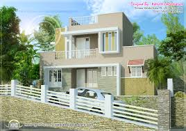 Front Sloping Lot House Plans 27 Hillside House Plans For Homes Hillside Home Plan Kerala Home