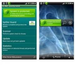 anti virus dr web light threat proof with dr web anti virus light for android smartphones