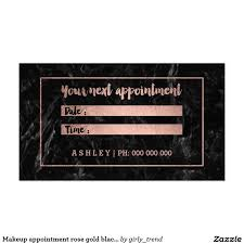 Makeup Business Cards Designs 87 Best Feminine Business Cards Images On Pinterest Business