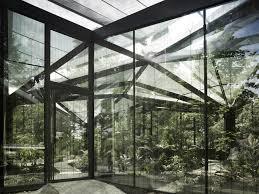 modern green house greenhouse botanical garden grueningen ida archdaily