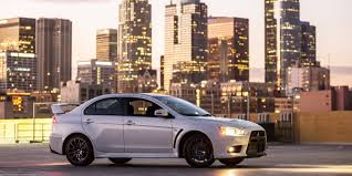 lancer evo 2016 the history of the mitsubishi lancer and evolution photos