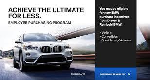 bmw employee lease program bmw corporate discount bmw employee programs dreyer reinbold